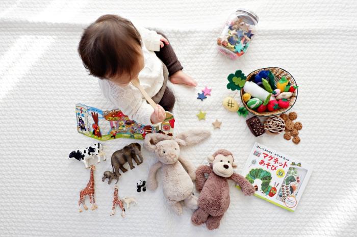 孩子一直吵著買玩具怎麼辦?(上)